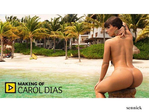 Fotos da Sexy Panicat Carol Dias (1)