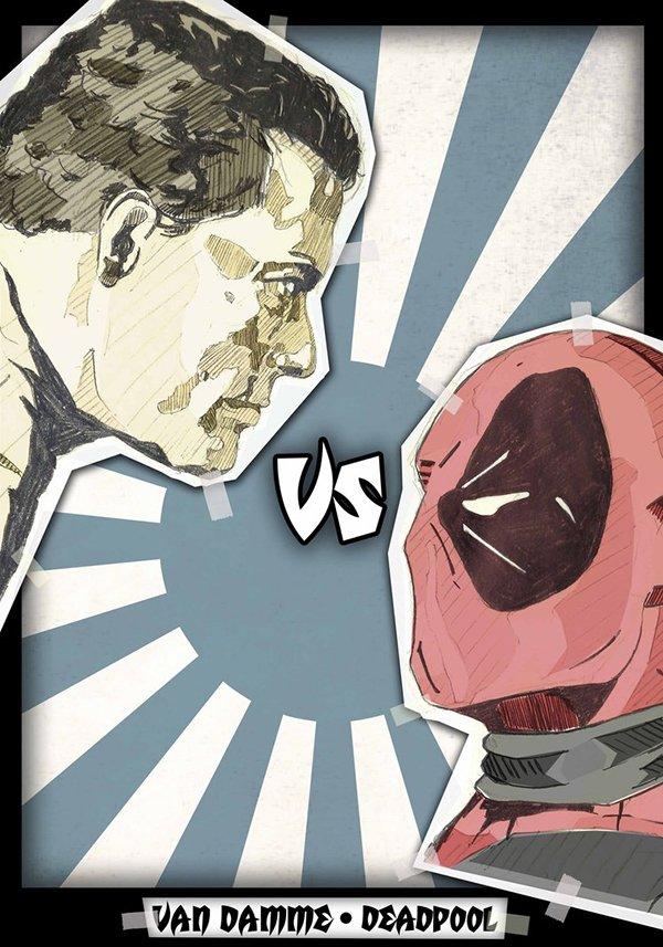 Lendas vs Heróis (1)