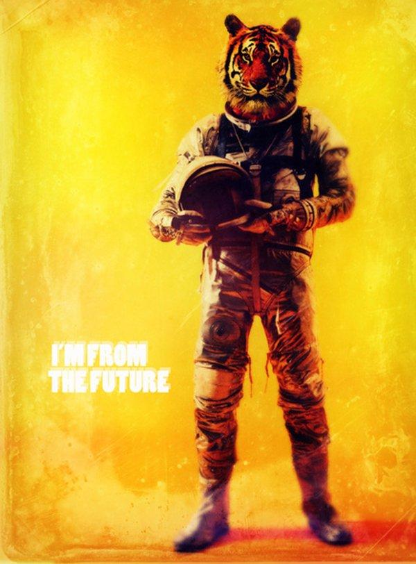 Quando um animal vira astronauta (8)