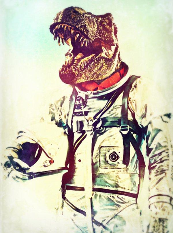 Quando um animal vira astronauta (9)