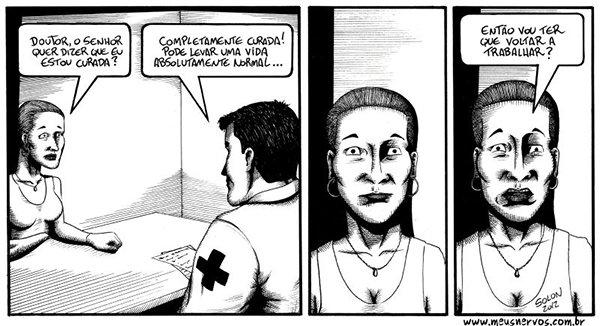Tirinhas de um médico insano (8)