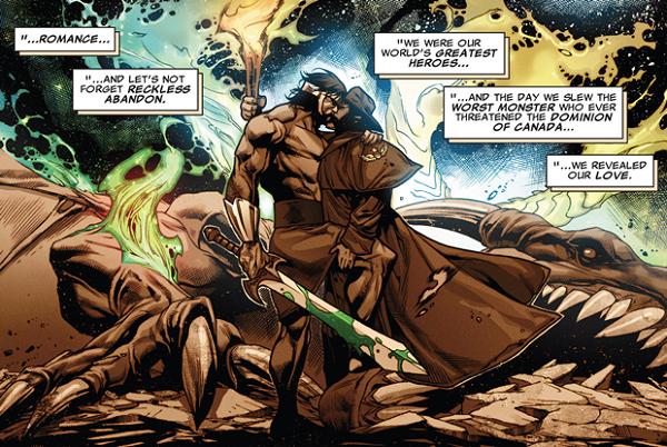 Brokeback Marvel – A história de amor entre o Wolverine e Hercules
