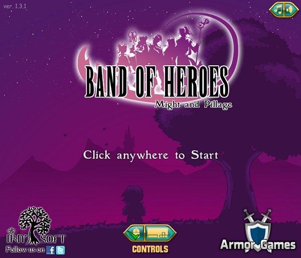 Band Of Heroes – Jogo da semana