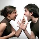 discutir relação