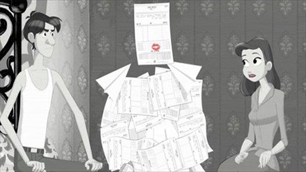 Paperman – O que aconteceu depois do final feliz