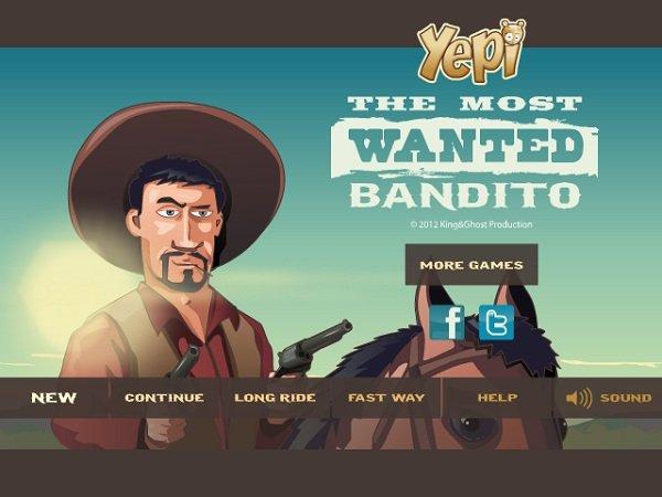 The Most Wanted Bandito – Jogo da semana