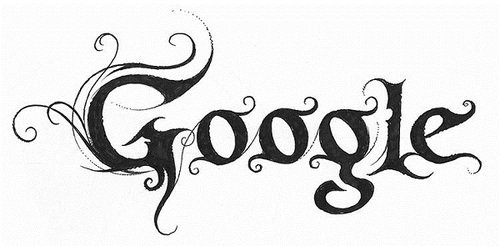 Black Metal na logo de grandes marcas