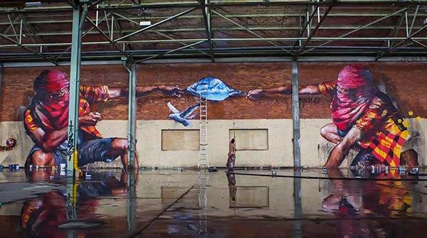 Graffiti sem limites