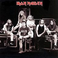 Isso é o que acontece se você obriga o Iron Maiden a usar playback
