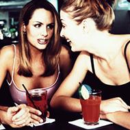 Mulheres em bares são umas idiotas