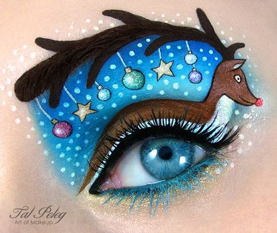 Amazing-Makeup-Artist-Tal-Peleg-transforms-Eyelids-into-Works-of-3