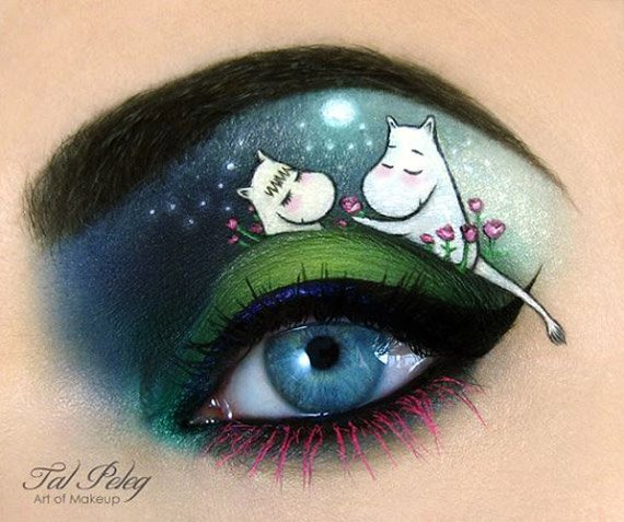 Amazing-Makeup-Artist-Tal-Peleg-transforms-Eyelids-into-Works-of-5