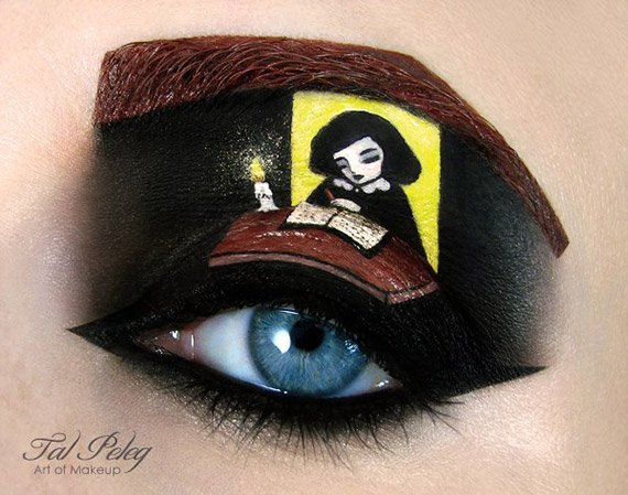 Amazing-Makeup-Artist-Tal-Peleg-transforms-Eyelids-into-Works-of-7