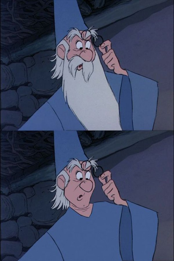 Personagens da Disney sem a barba (7)