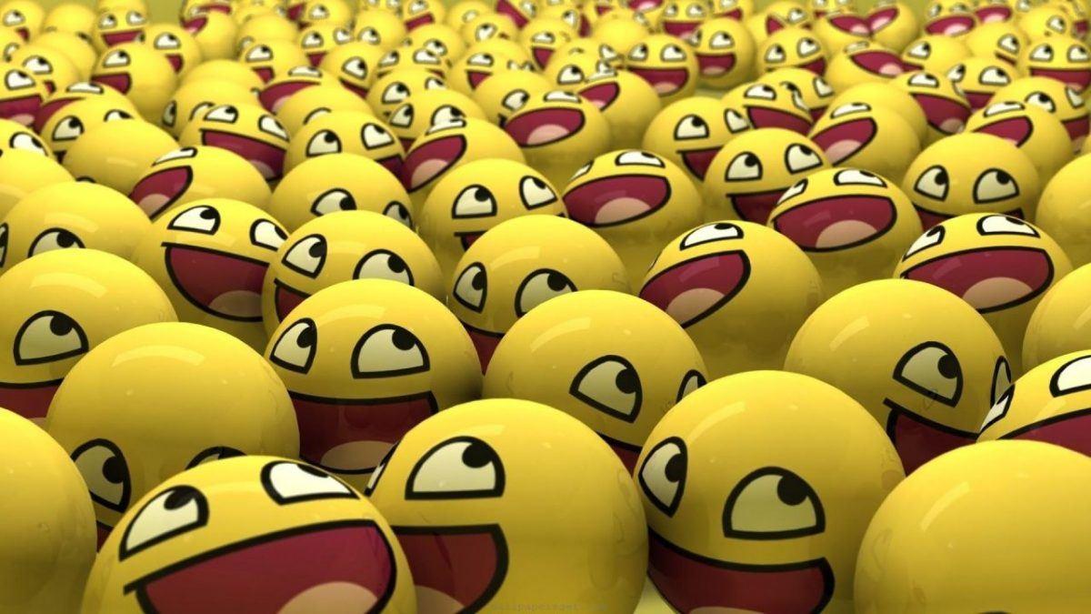 Significado das carinhas da internet emoticons