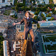 Você tem medo altura?