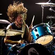O melhor baterista de rua do mundo