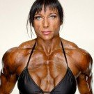 Female Bodybuilders by Martin Schoeller 2