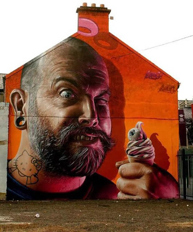 Grafites realistas (11)