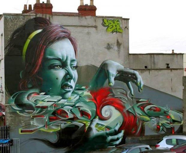 Grafites realistas (12)