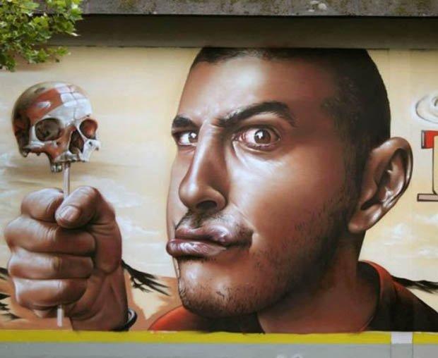 Grafites realistas (13)