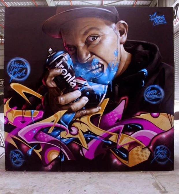 Grafites realistas (14)