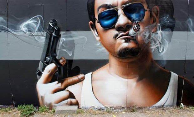 Grafites realistas (15)