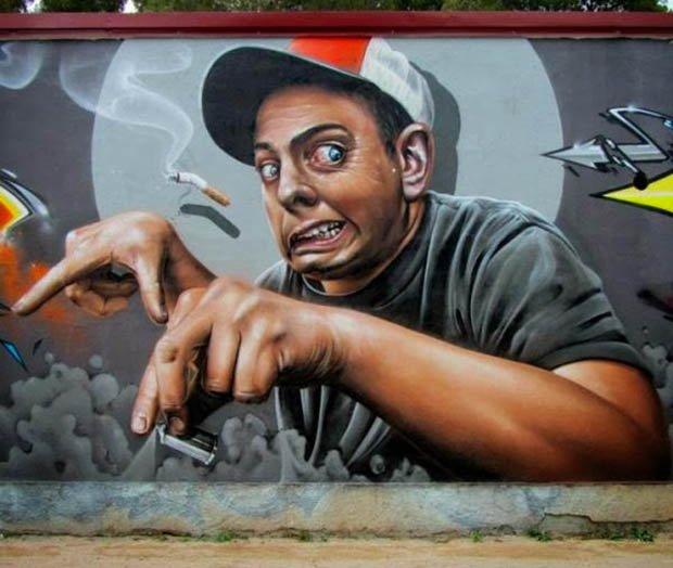 Grafites realistas (17)