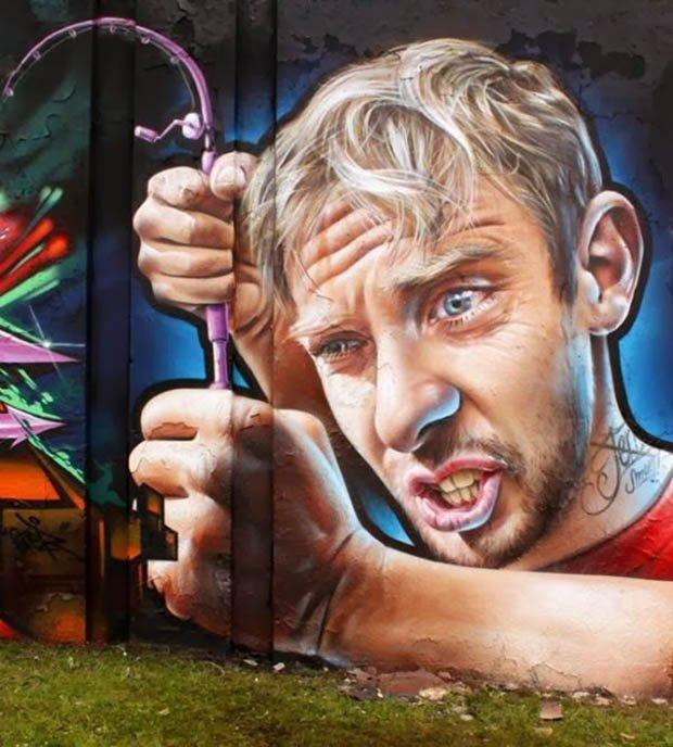Grafites realistas (19)