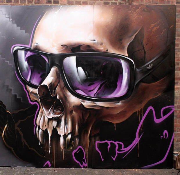 Grafites realistas (2)