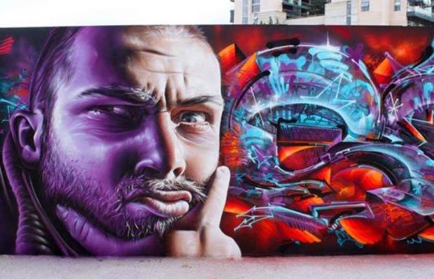 Grafites realistas (22)