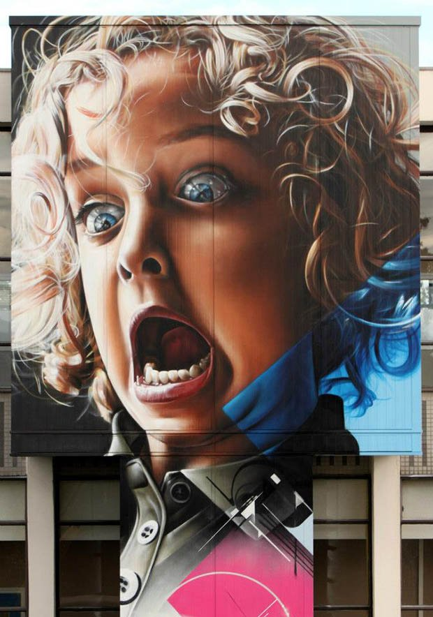 Grafites realistas (4)