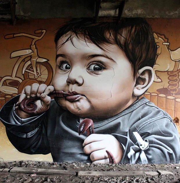 Grafites realistas (5)