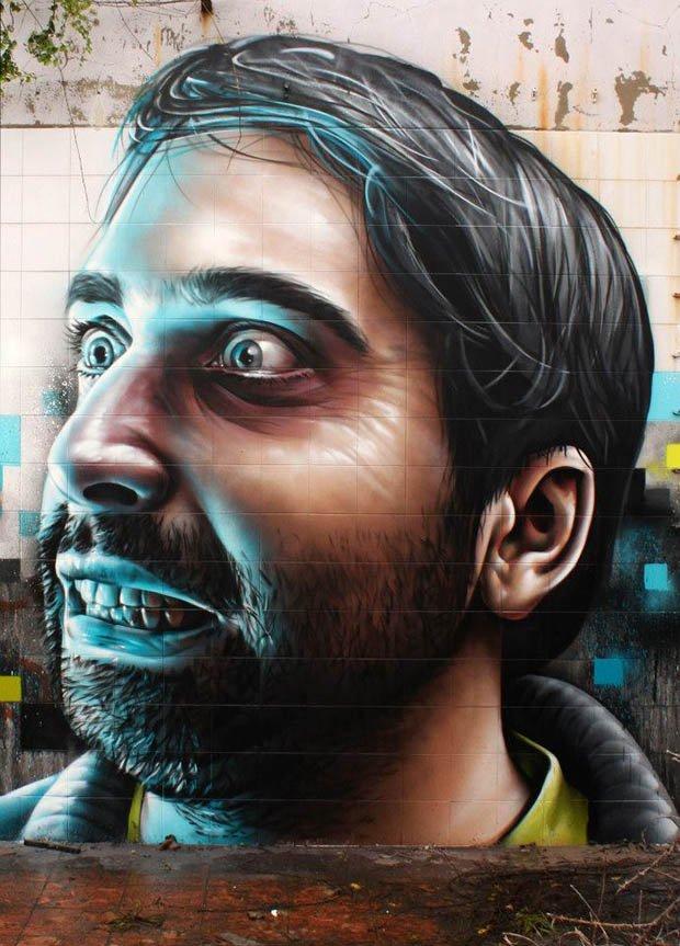 Grafites realistas (8)