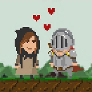 Pedido de casamento em videogame