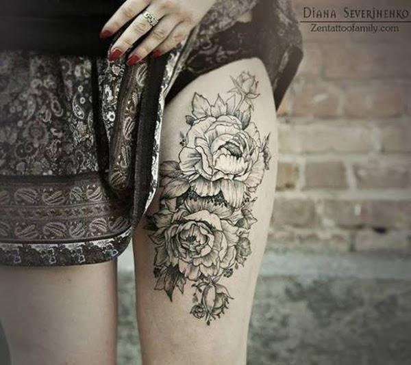 Quer tatuar a coxa e não sabe o que fazer (2)