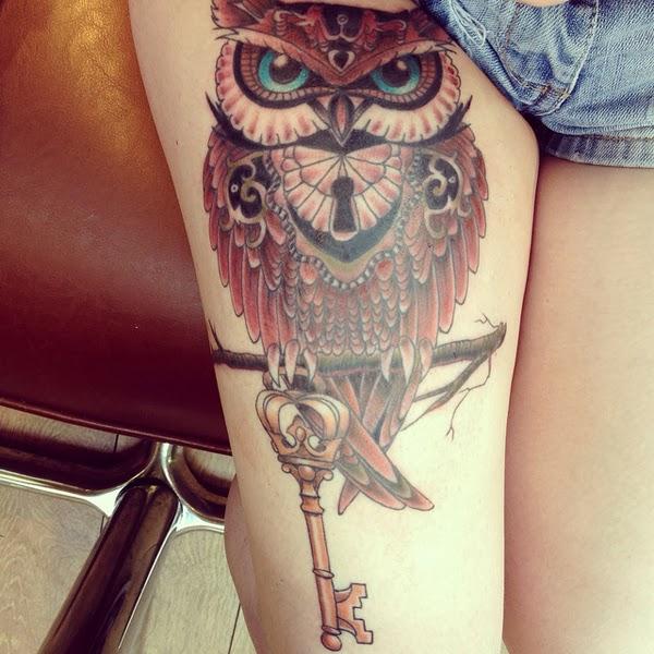 Quer tatuar a coxa e não sabe o que fazer (23)