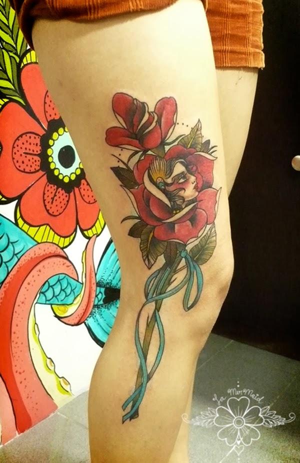 Quer tatuar a coxa e não sabe o que fazer (25)