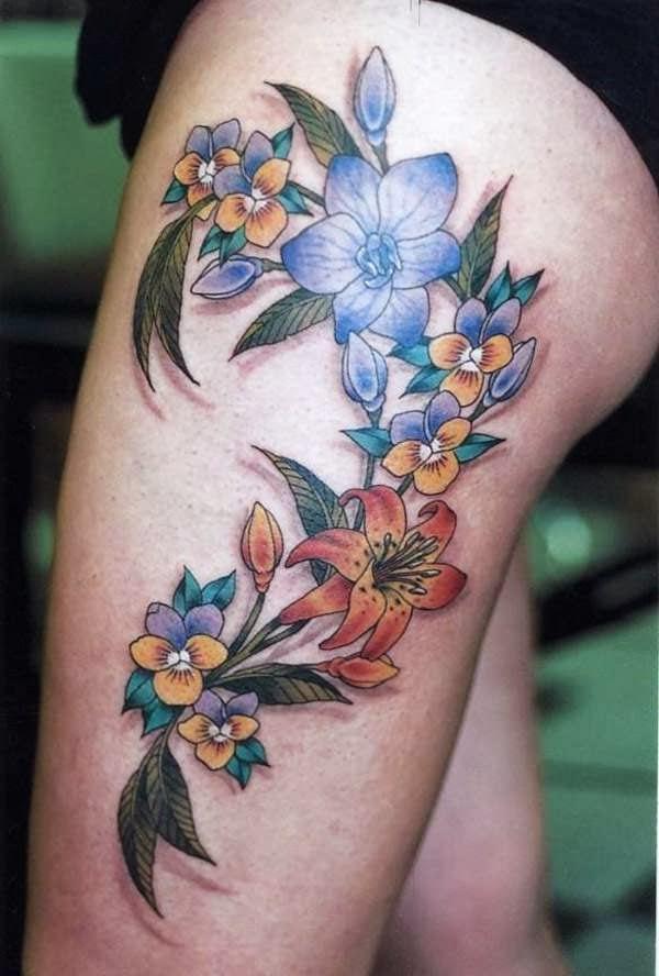 Quer tatuar a coxa e não sabe o que fazer (33)