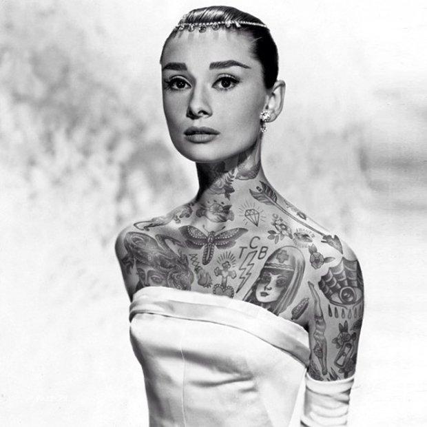 Celebridades com o corpo fechado de tatuagens (22)