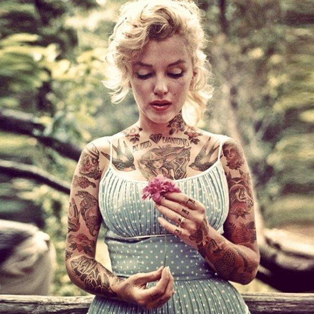 Celebridades com o corpo fechado de tatuagens (28)