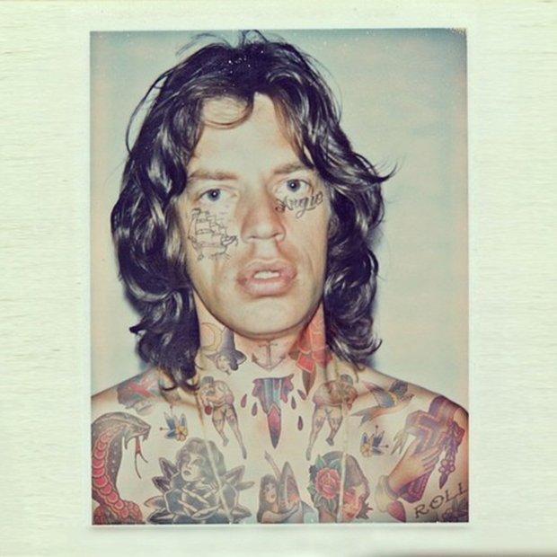 Celebridades com o corpo fechado de tatuagens (7)