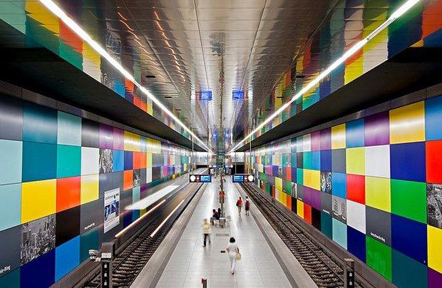 Estacoes de metro diferenciadas  (5)