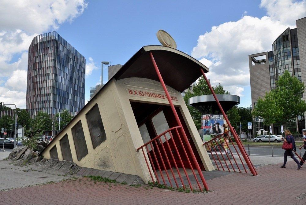 Estações de metrô diferenciadas