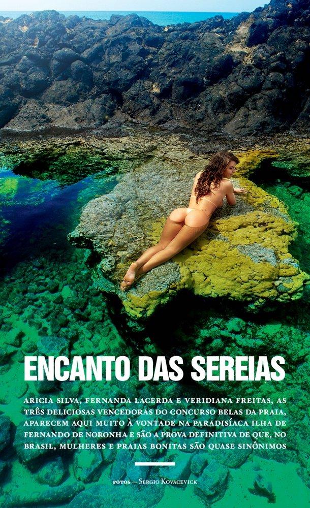 Fotos Playboy As belas da praia Janeiro (2)