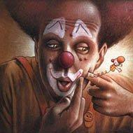 Imagens de Pawel Kuczynski que criticam a sociedade moderna