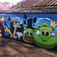 Se for pra fazer arte de rua, que seja de qualidade