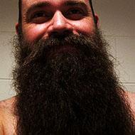 Como conseguir uma barba de macho
