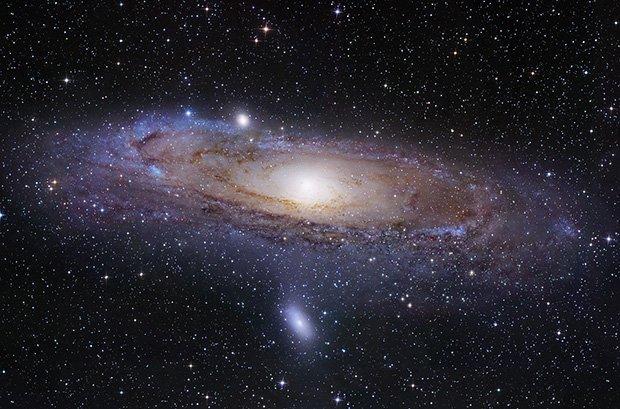 o fato mais interessante sobre o Universo