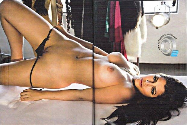 Playboy Mari Silvestre Caldeirão do Huck Março (16)